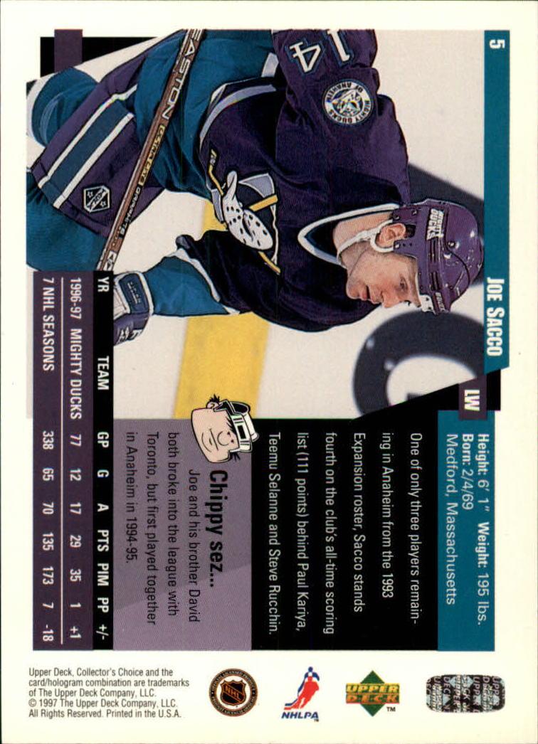1997-98-Collector-039-s-Choice-Hockey-1-250-Your-Choice-GOTBASEBALLCARDS thumbnail 11