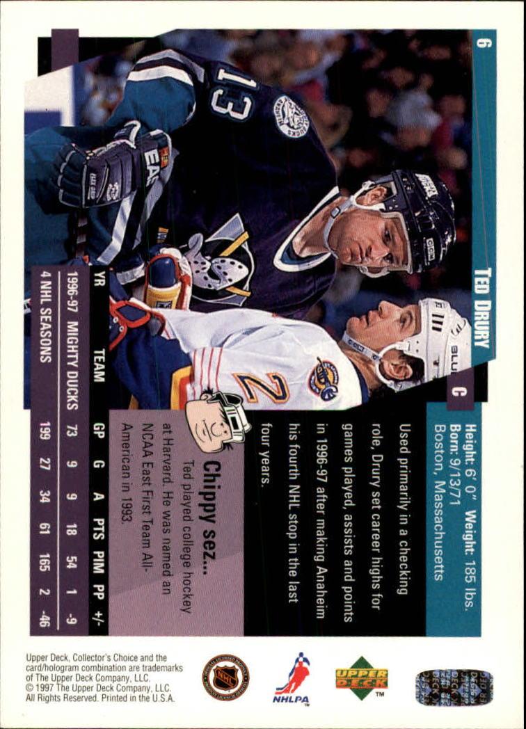 1997-98-Collector-039-s-Choice-Hockey-1-250-Your-Choice-GOTBASEBALLCARDS thumbnail 13