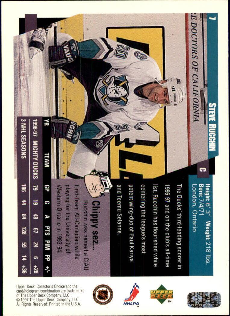 1997-98-Collector-039-s-Choice-Hockey-1-250-Your-Choice-GOTBASEBALLCARDS thumbnail 15