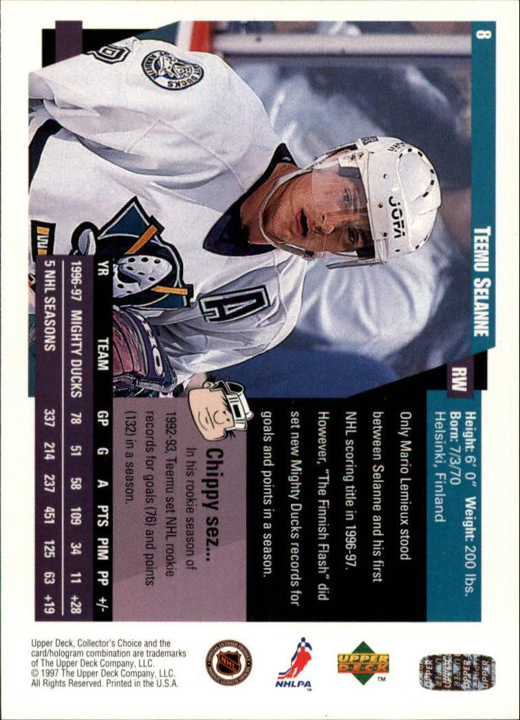 1997-98-Collector-039-s-Choice-Hockey-1-250-Your-Choice-GOTBASEBALLCARDS thumbnail 17