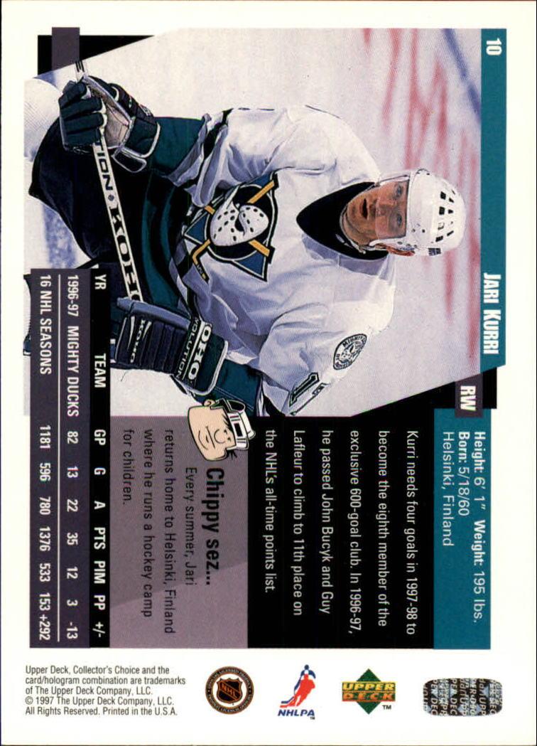 1997-98-Collector-039-s-Choice-Hockey-1-250-Your-Choice-GOTBASEBALLCARDS thumbnail 21
