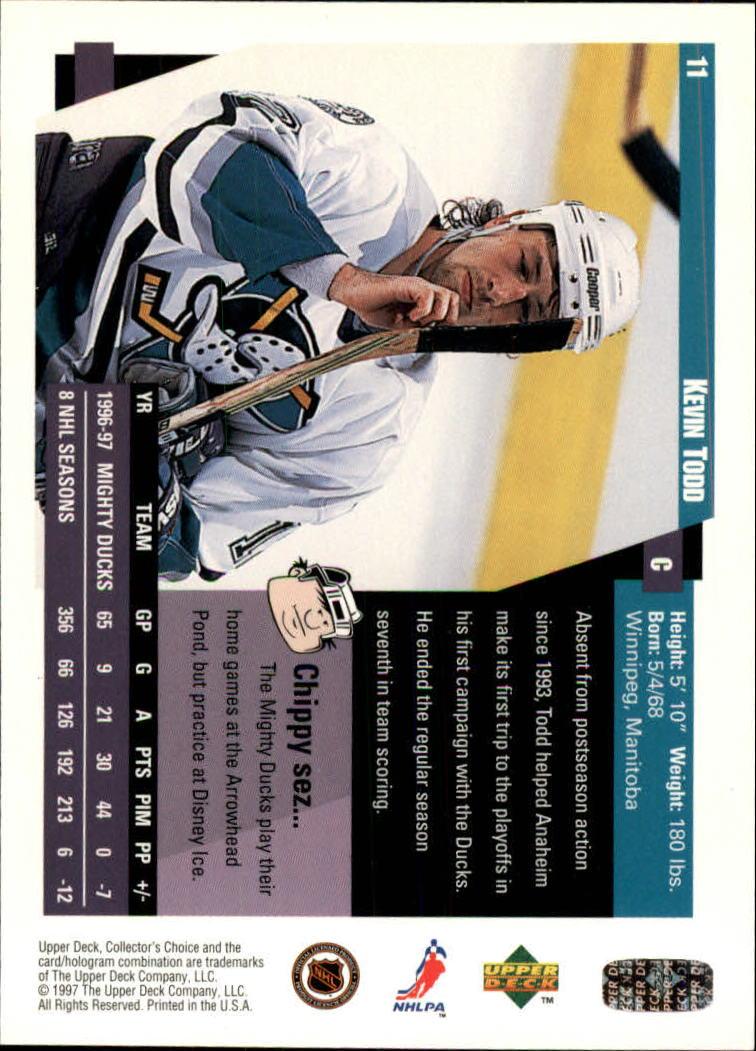 1997-98-Collector-039-s-Choice-Hockey-1-250-Your-Choice-GOTBASEBALLCARDS thumbnail 23
