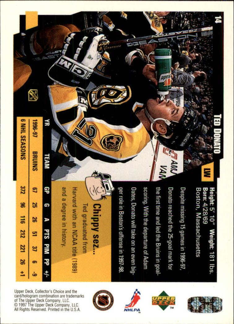 1997-98-Collector-039-s-Choice-Hockey-1-250-Your-Choice-GOTBASEBALLCARDS thumbnail 29