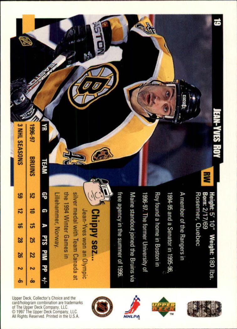 1997-98-Collector-039-s-Choice-Hockey-1-250-Your-Choice-GOTBASEBALLCARDS thumbnail 39