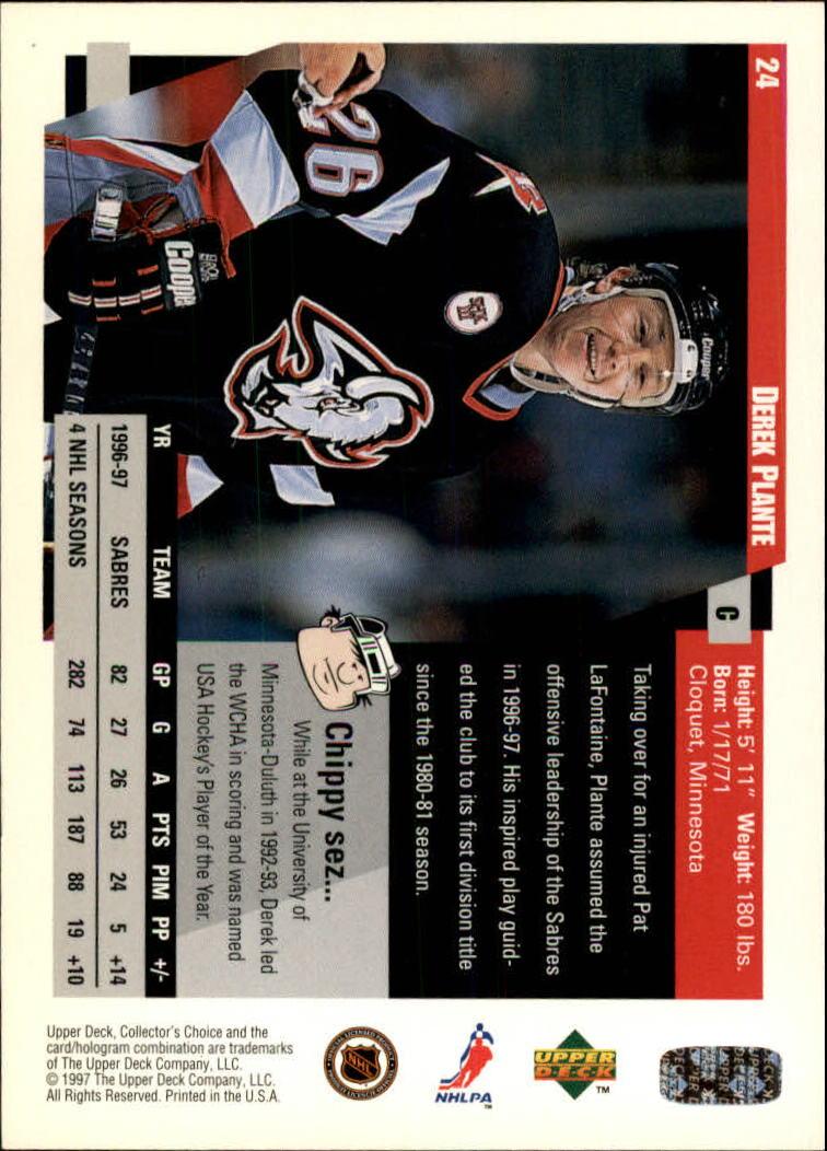 1997-98-Collector-039-s-Choice-Hockey-1-250-Your-Choice-GOTBASEBALLCARDS thumbnail 47