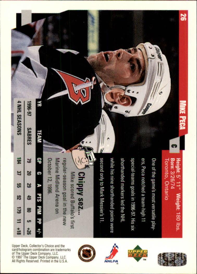 1997-98-Collector-039-s-Choice-Hockey-1-250-Your-Choice-GOTBASEBALLCARDS thumbnail 51