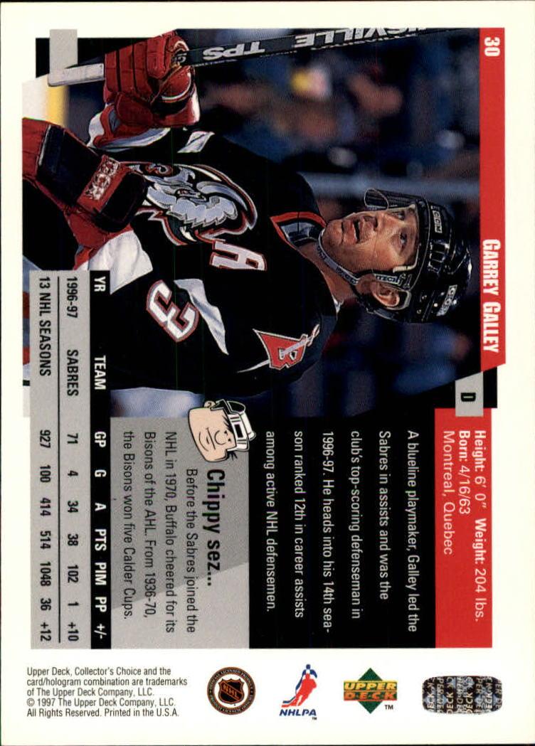 1997-98-Collector-039-s-Choice-Hockey-1-250-Your-Choice-GOTBASEBALLCARDS thumbnail 57