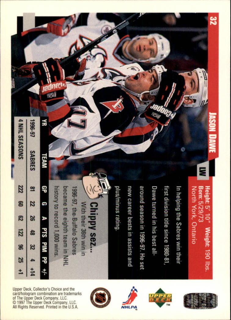 1997-98-Collector-039-s-Choice-Hockey-1-250-Your-Choice-GOTBASEBALLCARDS thumbnail 61