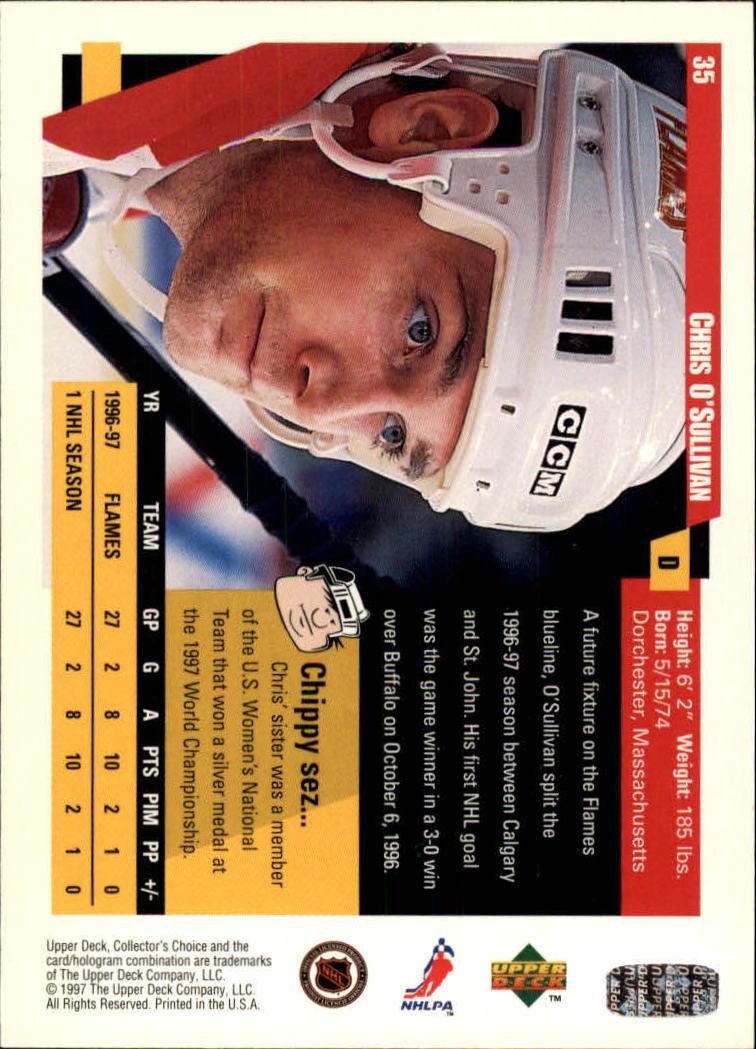 1997-98-Collector-039-s-Choice-Hockey-1-250-Your-Choice-GOTBASEBALLCARDS thumbnail 67