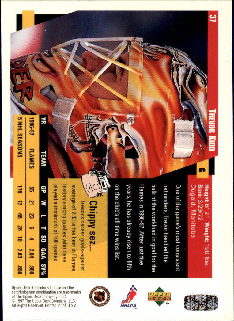 1997-98-Collector-039-s-Choice-Hockey-1-250-Your-Choice-GOTBASEBALLCARDS thumbnail 71