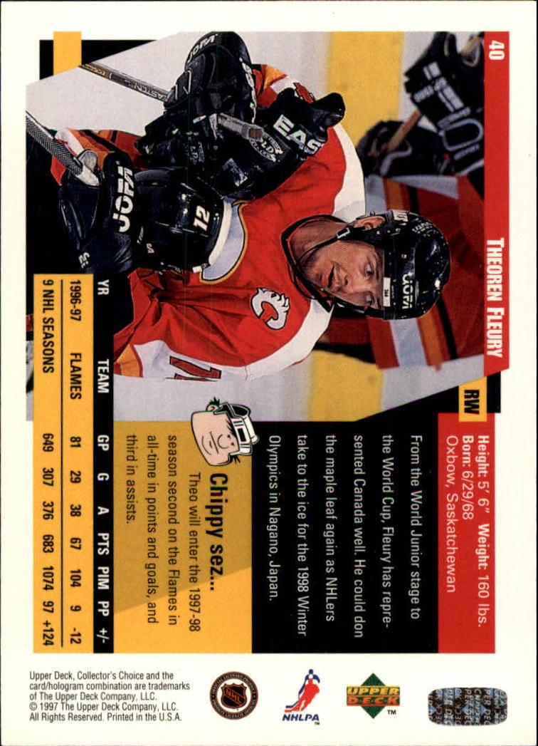 1997-98-Collector-039-s-Choice-Hockey-1-250-Your-Choice-GOTBASEBALLCARDS thumbnail 77