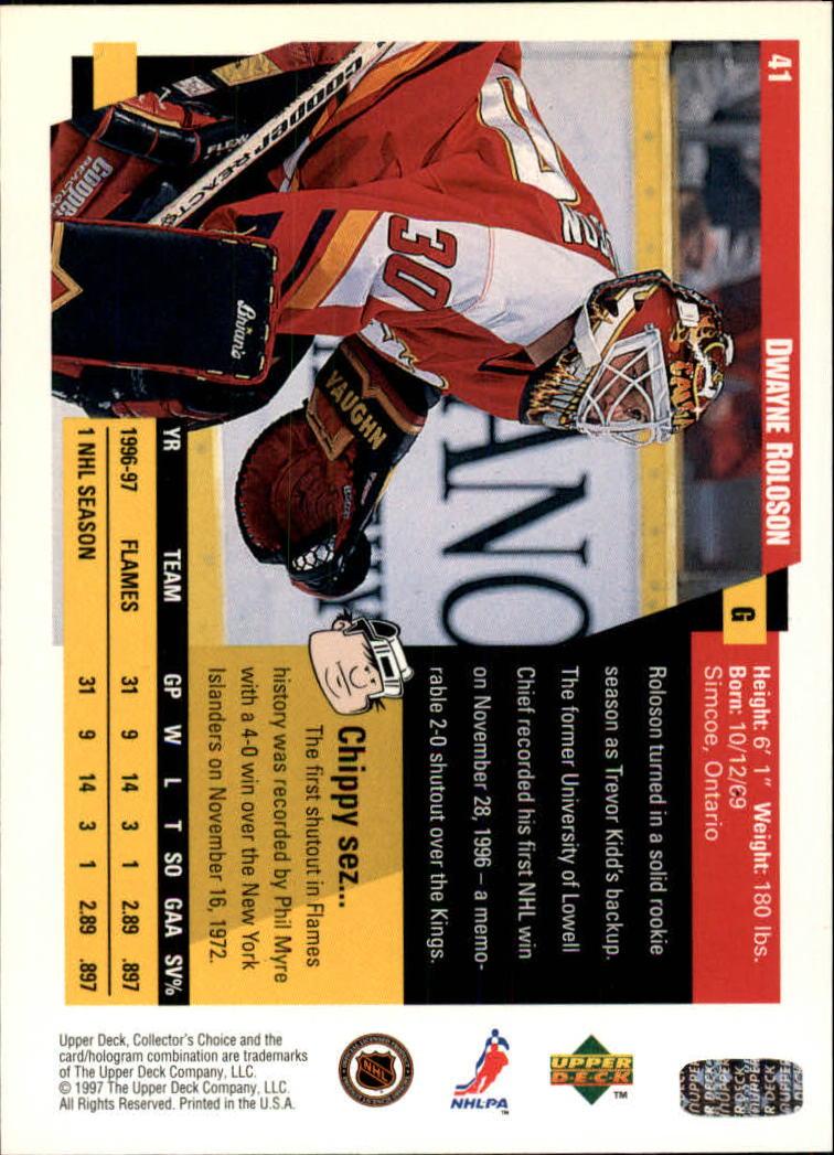 1997-98-Collector-039-s-Choice-Hockey-1-250-Your-Choice-GOTBASEBALLCARDS thumbnail 79