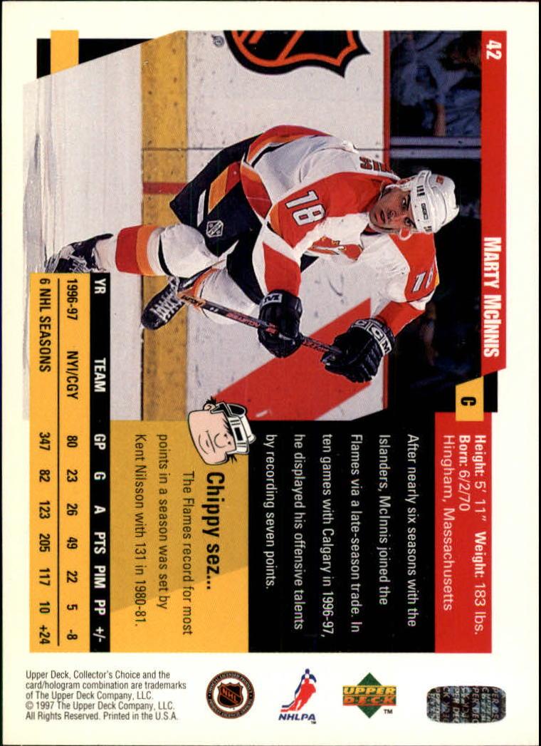 1997-98-Collector-039-s-Choice-Hockey-1-250-Your-Choice-GOTBASEBALLCARDS thumbnail 81