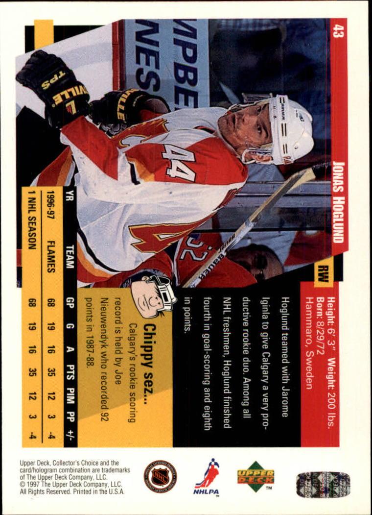 1997-98-Collector-039-s-Choice-Hockey-1-250-Your-Choice-GOTBASEBALLCARDS thumbnail 83