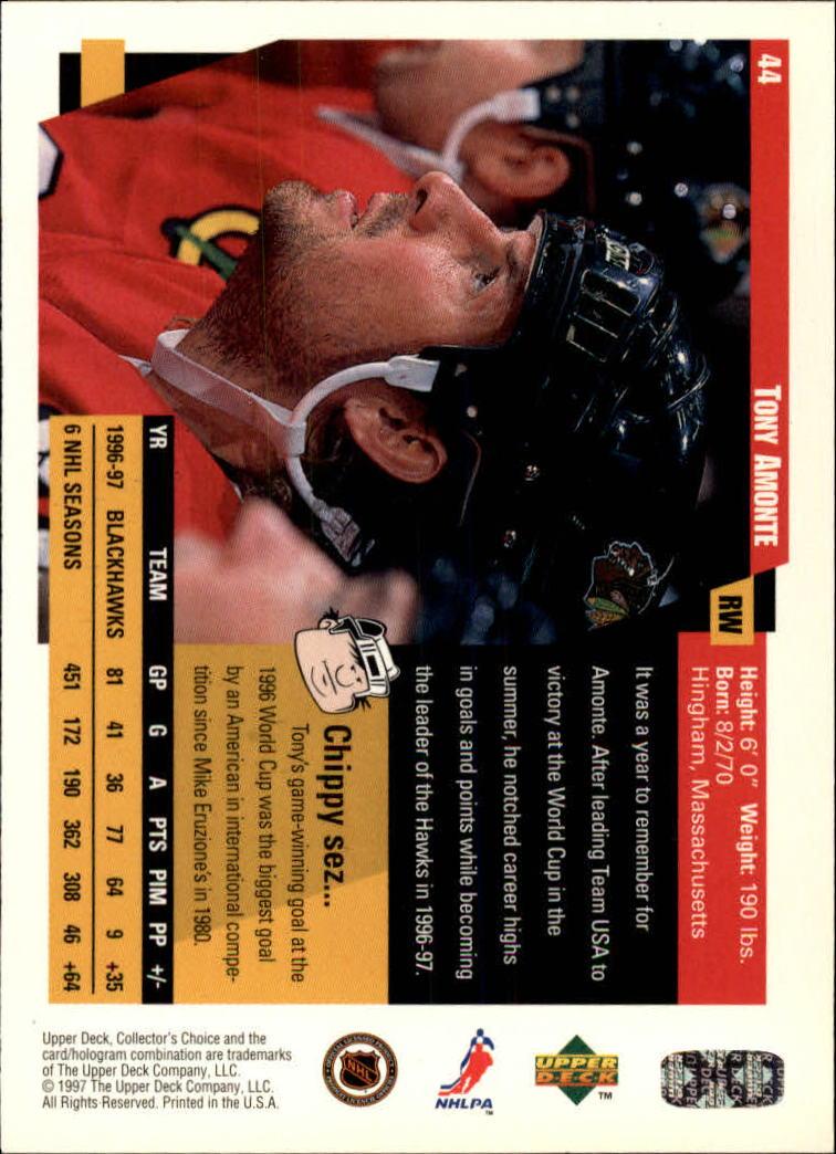 1997-98-Collector-039-s-Choice-Hockey-1-250-Your-Choice-GOTBASEBALLCARDS thumbnail 85