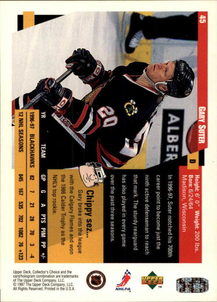 1997-98-Collector-039-s-Choice-Hockey-1-250-Your-Choice-GOTBASEBALLCARDS thumbnail 87