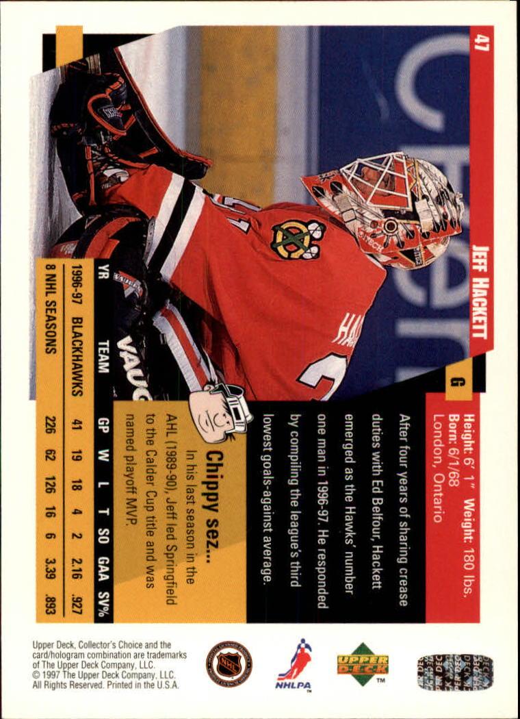 1997-98-Collector-039-s-Choice-Hockey-1-250-Your-Choice-GOTBASEBALLCARDS thumbnail 91