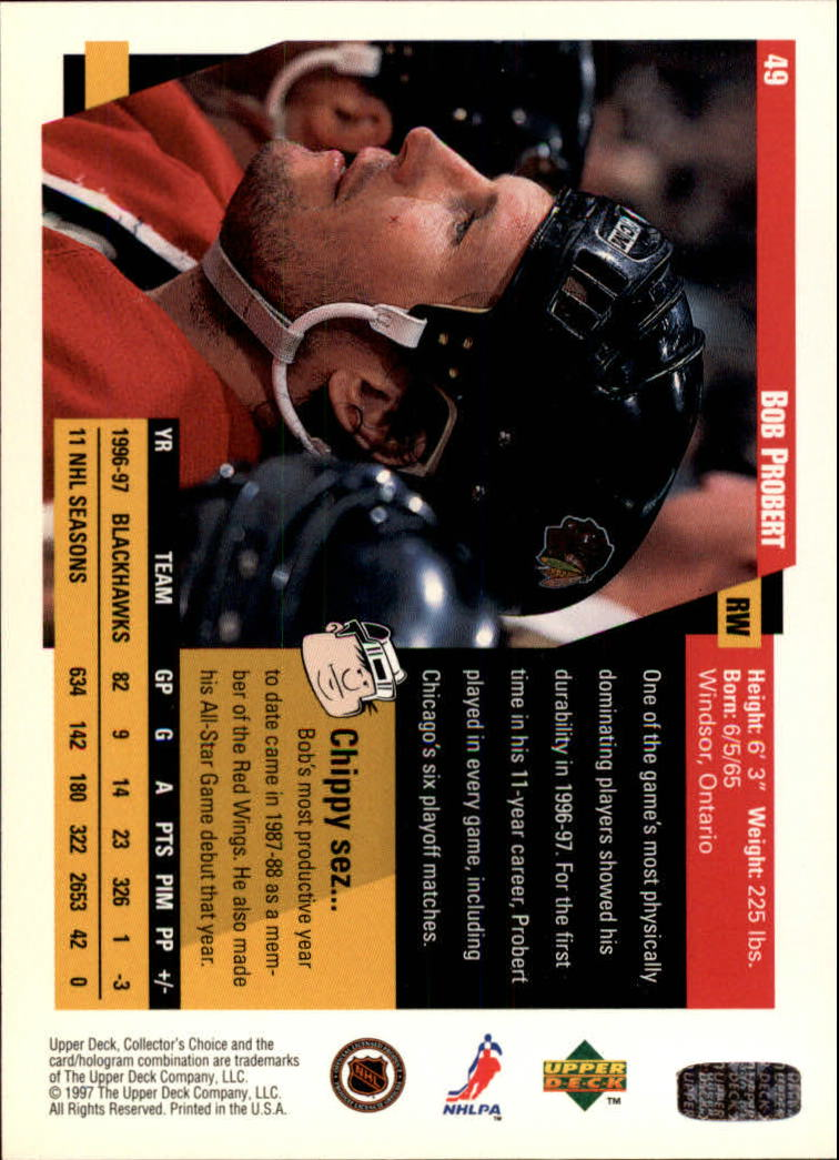1997-98-Collector-039-s-Choice-Hockey-1-250-Your-Choice-GOTBASEBALLCARDS thumbnail 95
