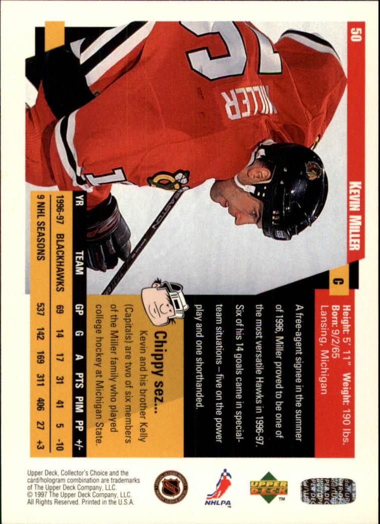 1997-98-Collector-039-s-Choice-Hockey-1-250-Your-Choice-GOTBASEBALLCARDS thumbnail 97