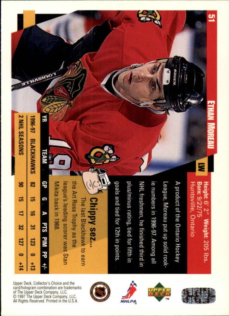 1997-98-Collector-039-s-Choice-Hockey-1-250-Your-Choice-GOTBASEBALLCARDS thumbnail 99