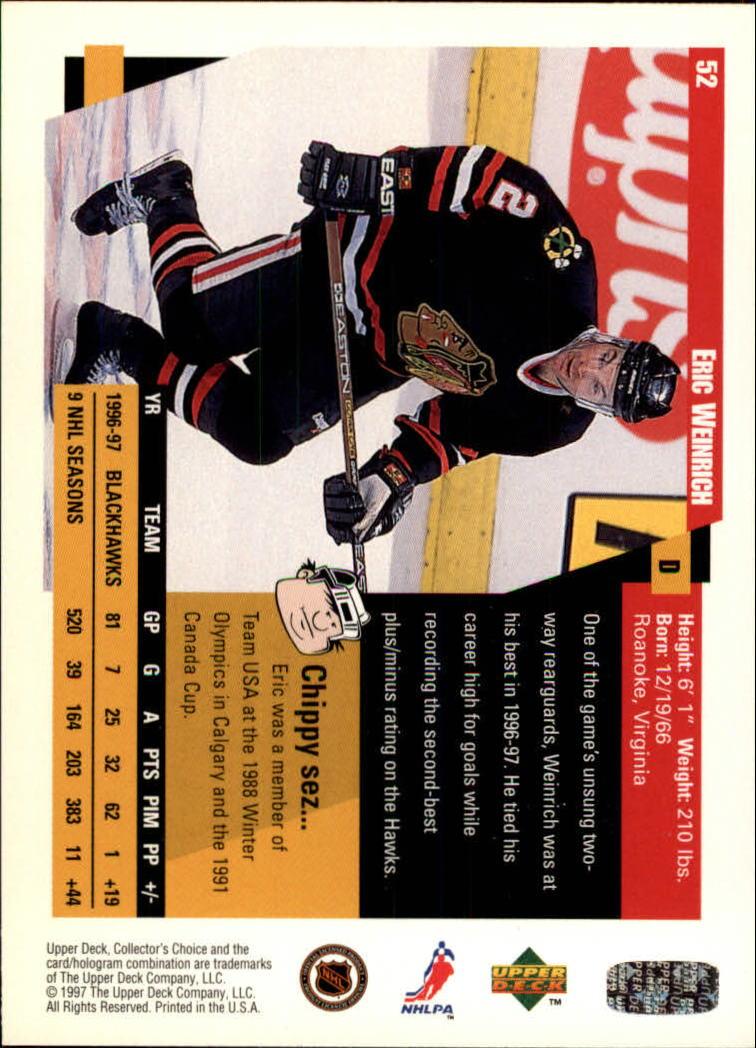 1997-98-Collector-039-s-Choice-Hockey-1-250-Your-Choice-GOTBASEBALLCARDS thumbnail 101