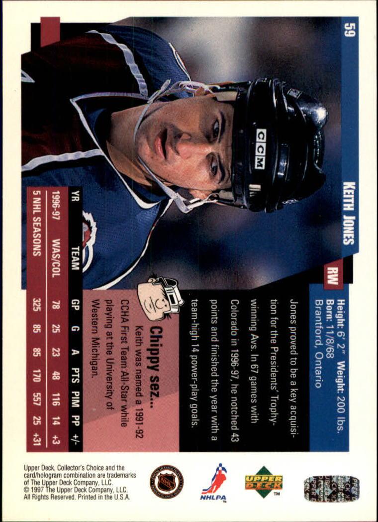 1997-98-Collector-039-s-Choice-Hockey-1-250-Your-Choice-GOTBASEBALLCARDS thumbnail 115