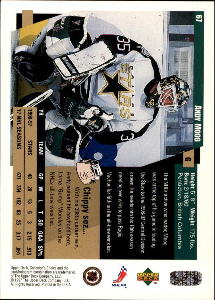 1997-98-Collector-039-s-Choice-Hockey-1-250-Your-Choice-GOTBASEBALLCARDS thumbnail 131