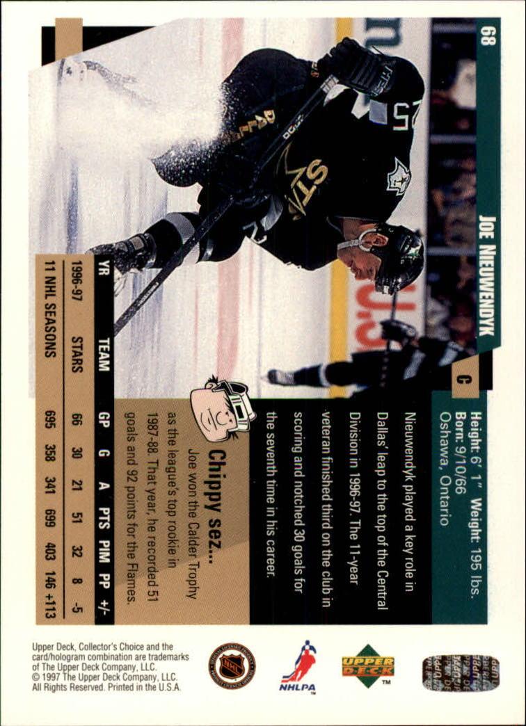 1997-98-Collector-039-s-Choice-Hockey-1-250-Your-Choice-GOTBASEBALLCARDS thumbnail 133