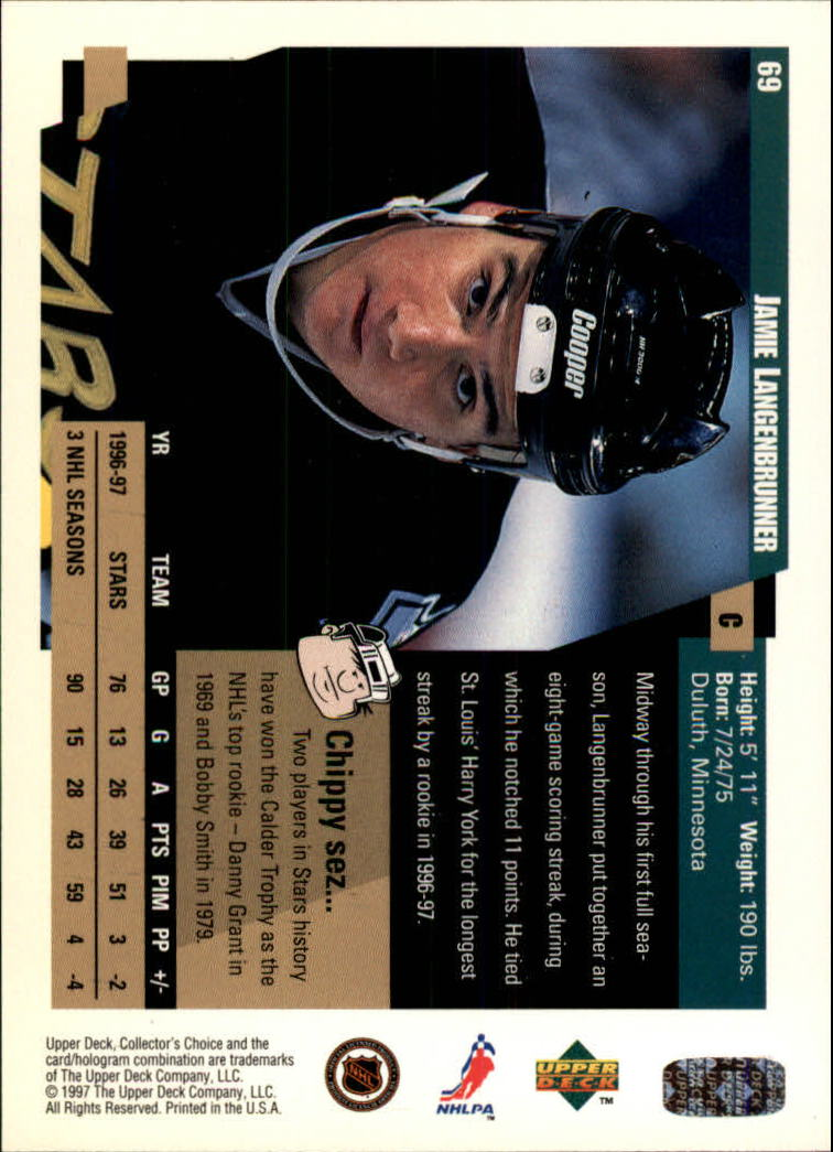 1997-98-Collector-039-s-Choice-Hockey-1-250-Your-Choice-GOTBASEBALLCARDS thumbnail 135