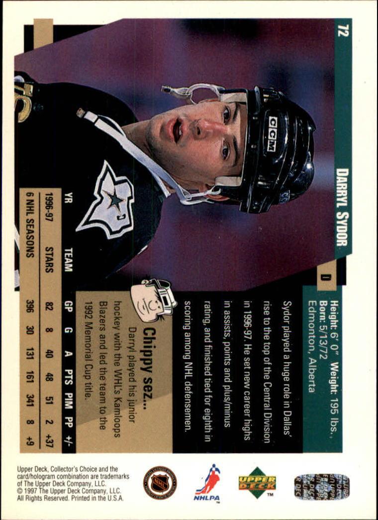 1997-98-Collector-039-s-Choice-Hockey-1-250-Your-Choice-GOTBASEBALLCARDS thumbnail 141