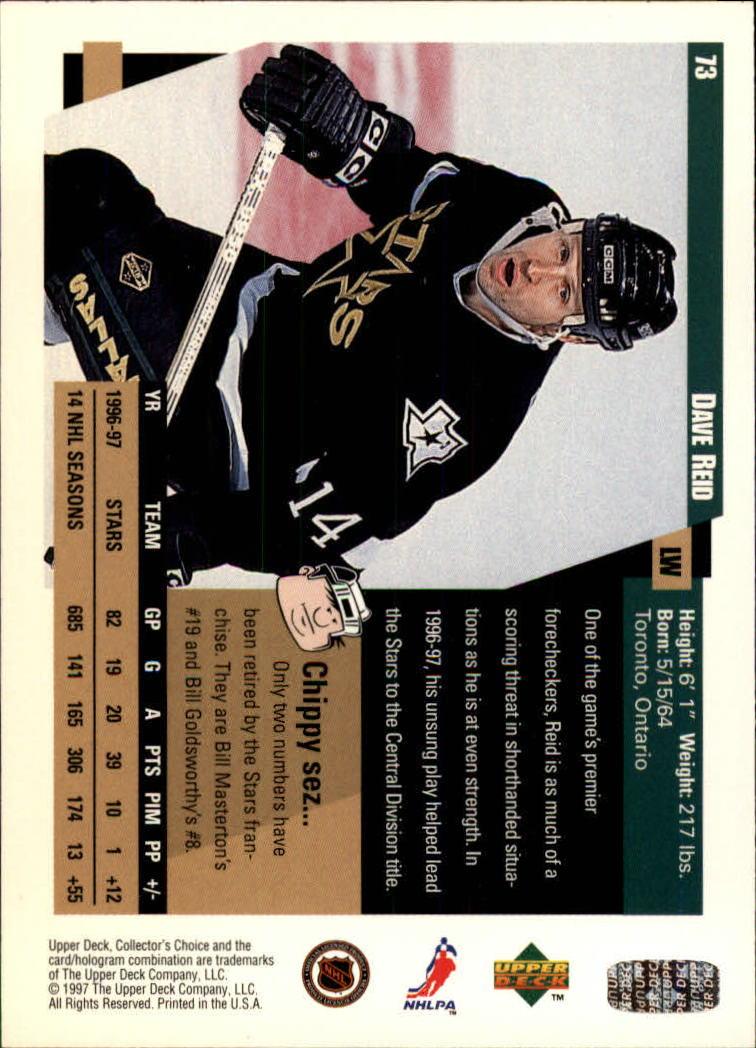 1997-98-Collector-039-s-Choice-Hockey-1-250-Your-Choice-GOTBASEBALLCARDS thumbnail 143