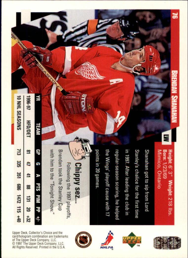 1997-98-Collector-039-s-Choice-Hockey-1-250-Your-Choice-GOTBASEBALLCARDS thumbnail 149