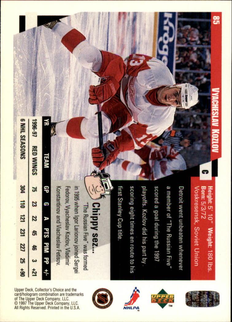 1997-98-Collector-039-s-Choice-Hockey-1-250-Your-Choice-GOTBASEBALLCARDS thumbnail 155
