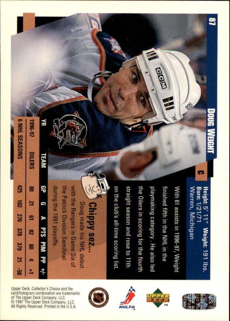 1997-98-Collector-039-s-Choice-Hockey-1-250-Your-Choice-GOTBASEBALLCARDS thumbnail 157