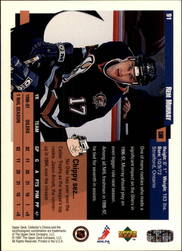 1997-98-Collector-039-s-Choice-Hockey-1-250-Your-Choice-GOTBASEBALLCARDS thumbnail 163