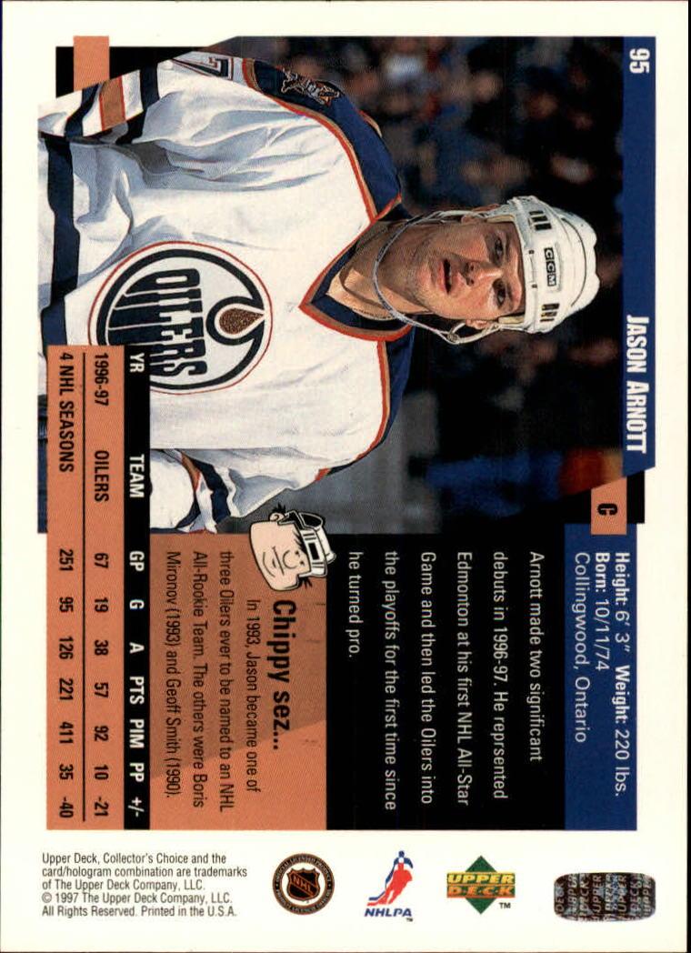 1997-98-Collector-039-s-Choice-Hockey-1-250-Your-Choice-GOTBASEBALLCARDS thumbnail 171