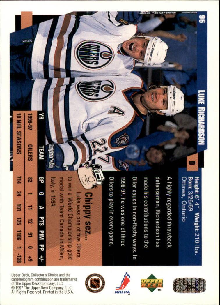 1997-98-Collector-039-s-Choice-Hockey-1-250-Your-Choice-GOTBASEBALLCARDS thumbnail 173