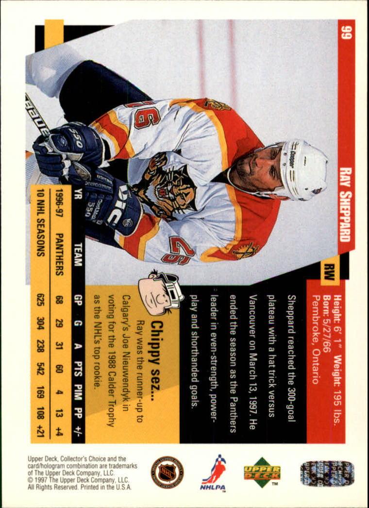 1997-98-Collector-039-s-Choice-Hockey-1-250-Your-Choice-GOTBASEBALLCARDS thumbnail 179