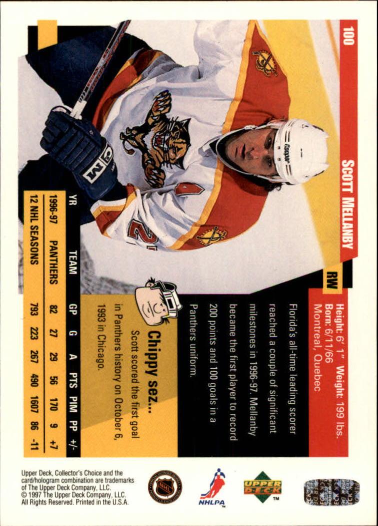 1997-98-Collector-039-s-Choice-Hockey-1-250-Your-Choice-GOTBASEBALLCARDS thumbnail 181
