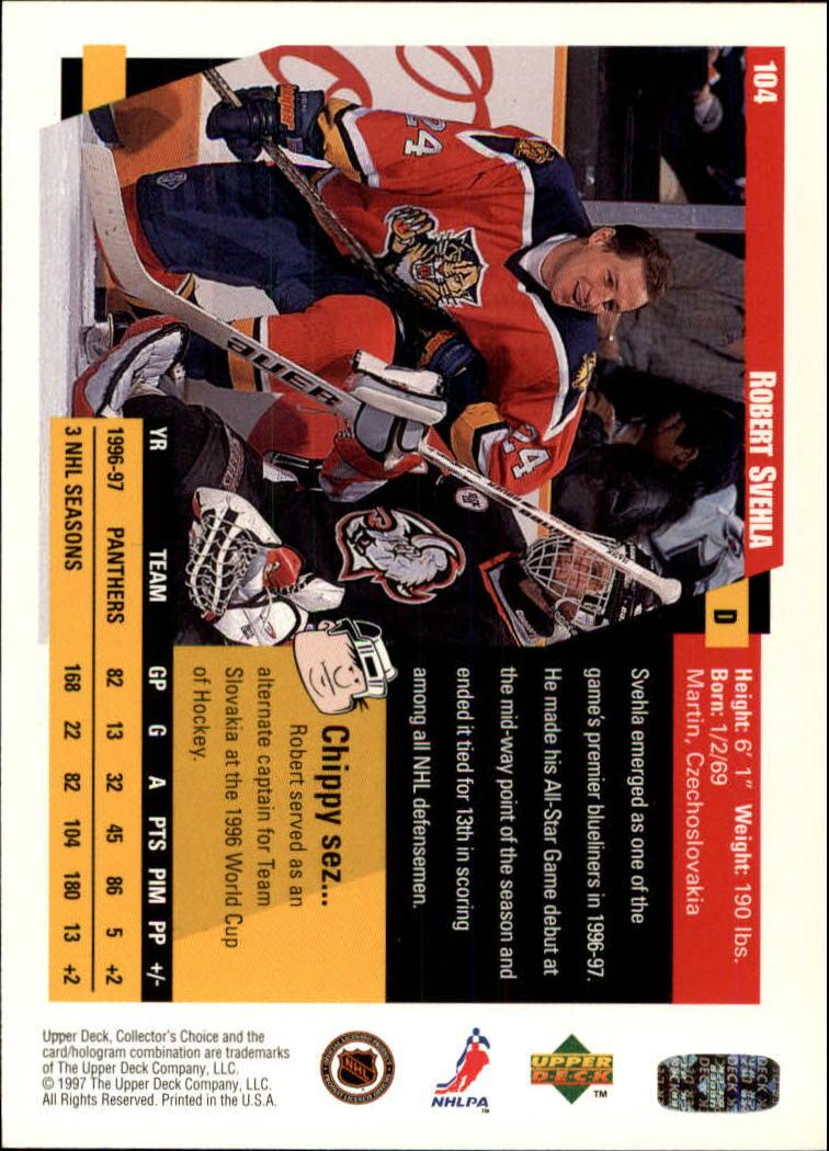 1997-98-Collector-039-s-Choice-Hockey-1-250-Your-Choice-GOTBASEBALLCARDS thumbnail 189