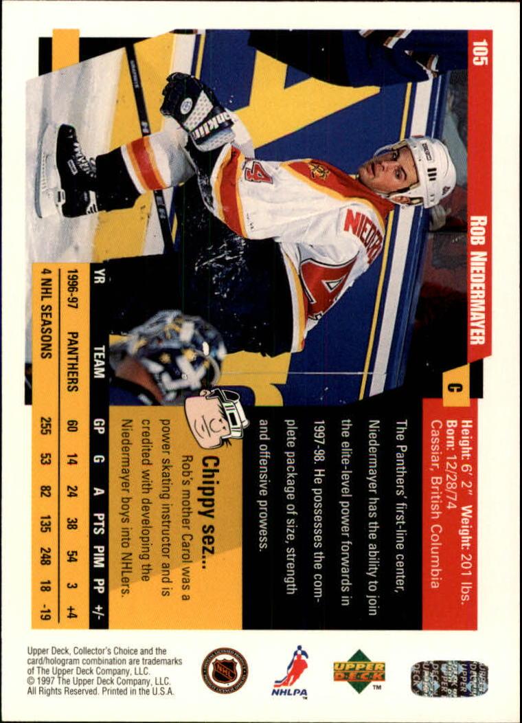 1997-98-Collector-039-s-Choice-Hockey-1-250-Your-Choice-GOTBASEBALLCARDS thumbnail 191