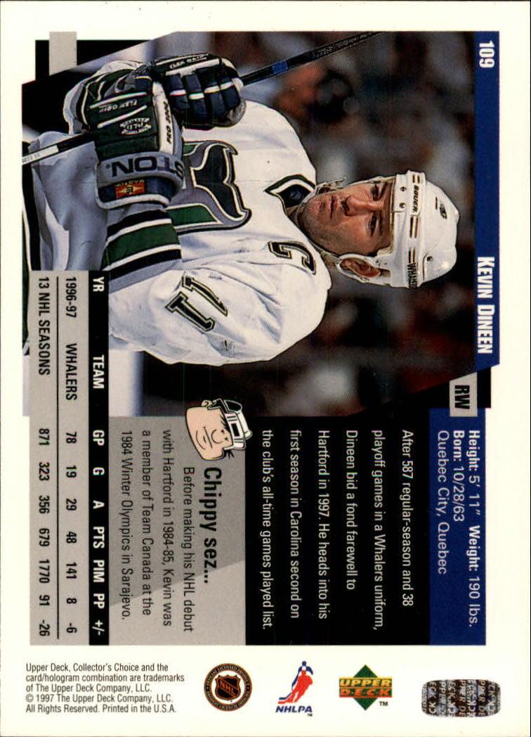 1997-98-Collector-039-s-Choice-Hockey-1-250-Your-Choice-GOTBASEBALLCARDS thumbnail 199