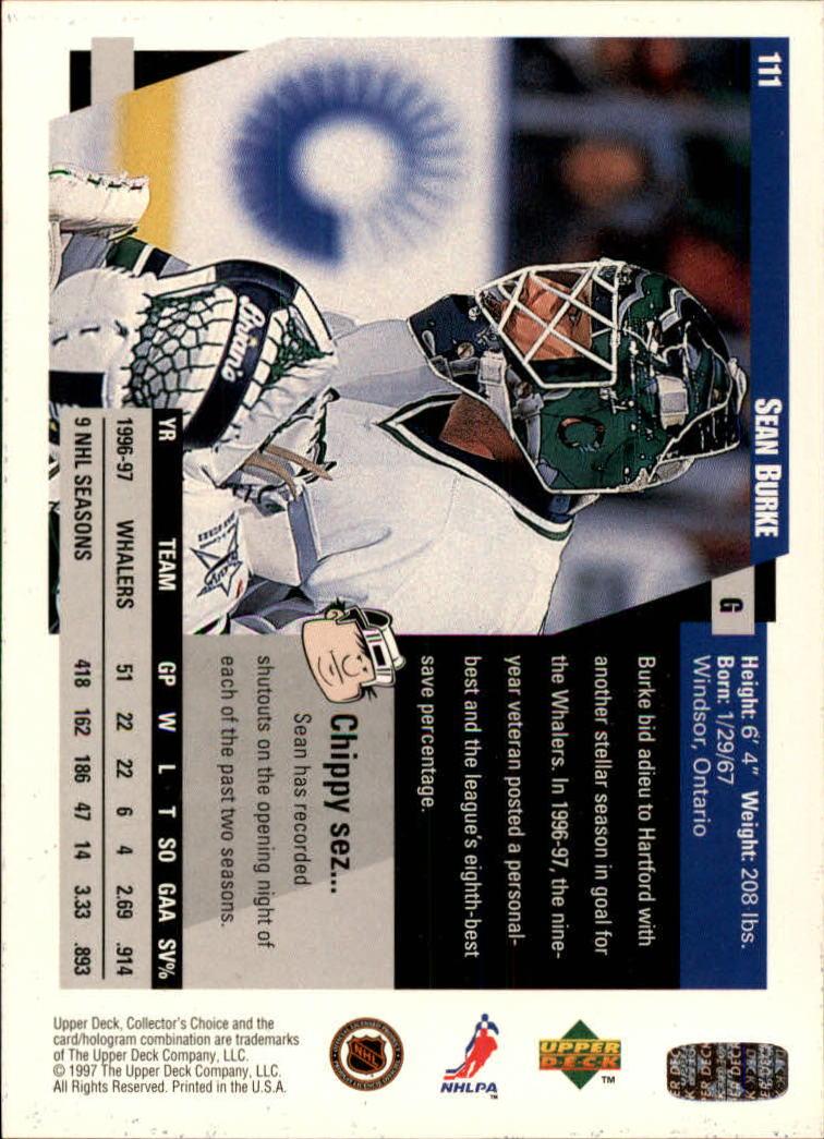 1997-98-Collector-039-s-Choice-Hockey-1-250-Your-Choice-GOTBASEBALLCARDS thumbnail 203