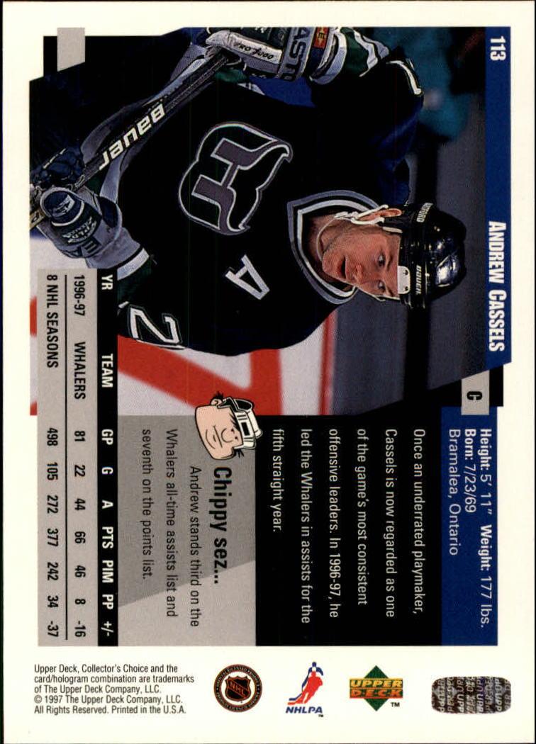 1997-98-Collector-039-s-Choice-Hockey-1-250-Your-Choice-GOTBASEBALLCARDS thumbnail 207