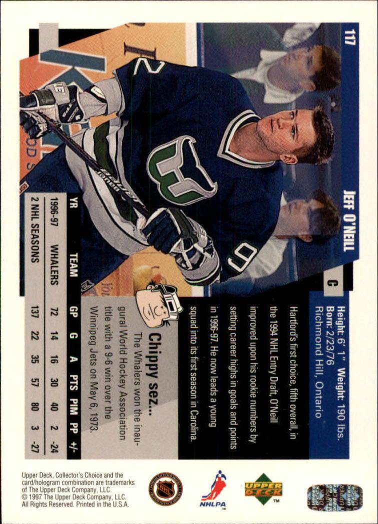 1997-98-Collector-039-s-Choice-Hockey-1-250-Your-Choice-GOTBASEBALLCARDS thumbnail 213