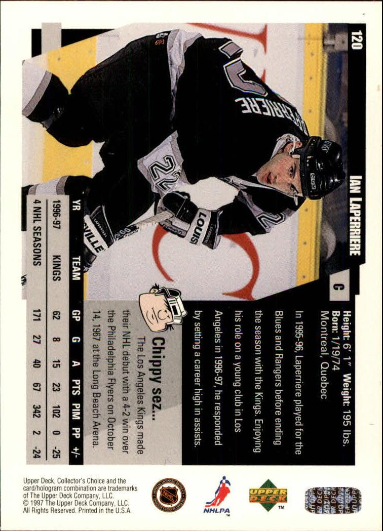 1997-98-Collector-039-s-Choice-Hockey-1-250-Your-Choice-GOTBASEBALLCARDS thumbnail 219