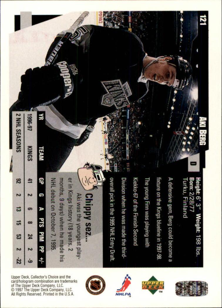 1997-98-Collector-039-s-Choice-Hockey-1-250-Your-Choice-GOTBASEBALLCARDS thumbnail 221