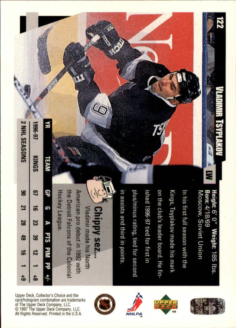 1997-98-Collector-039-s-Choice-Hockey-1-250-Your-Choice-GOTBASEBALLCARDS thumbnail 223
