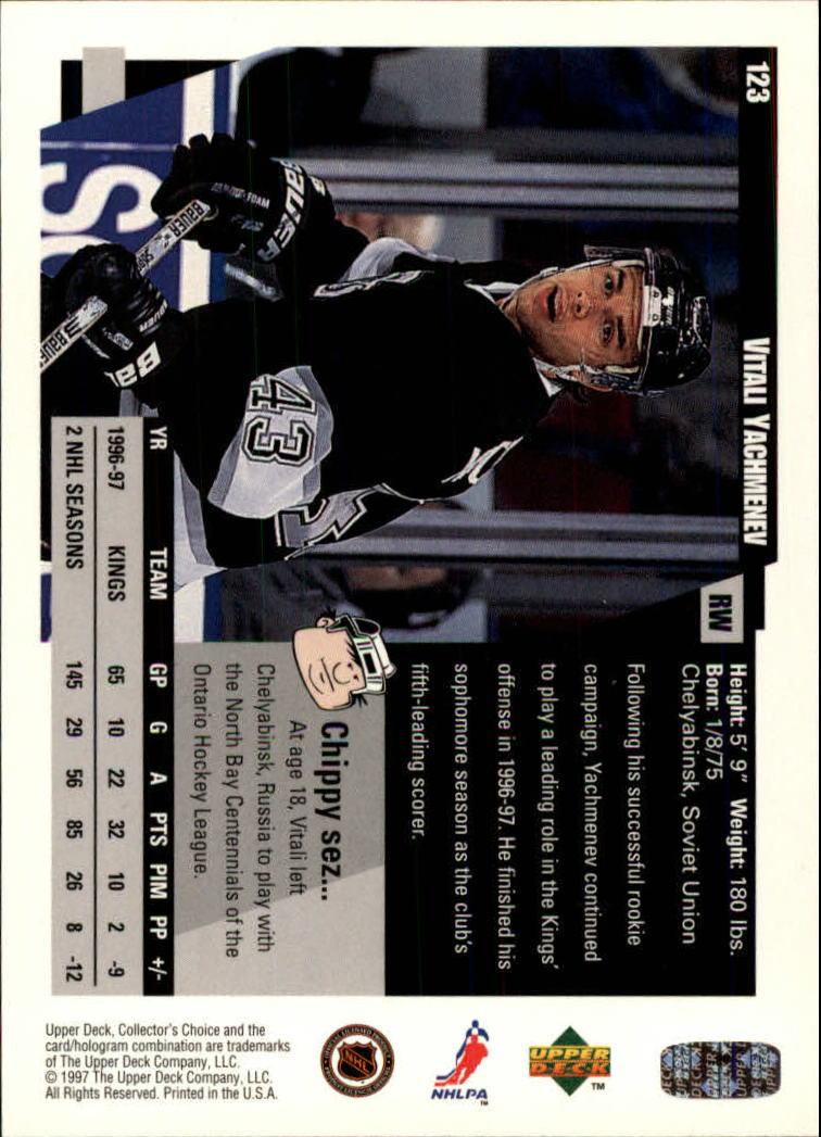 1997-98-Collector-039-s-Choice-Hockey-1-250-Your-Choice-GOTBASEBALLCARDS thumbnail 225