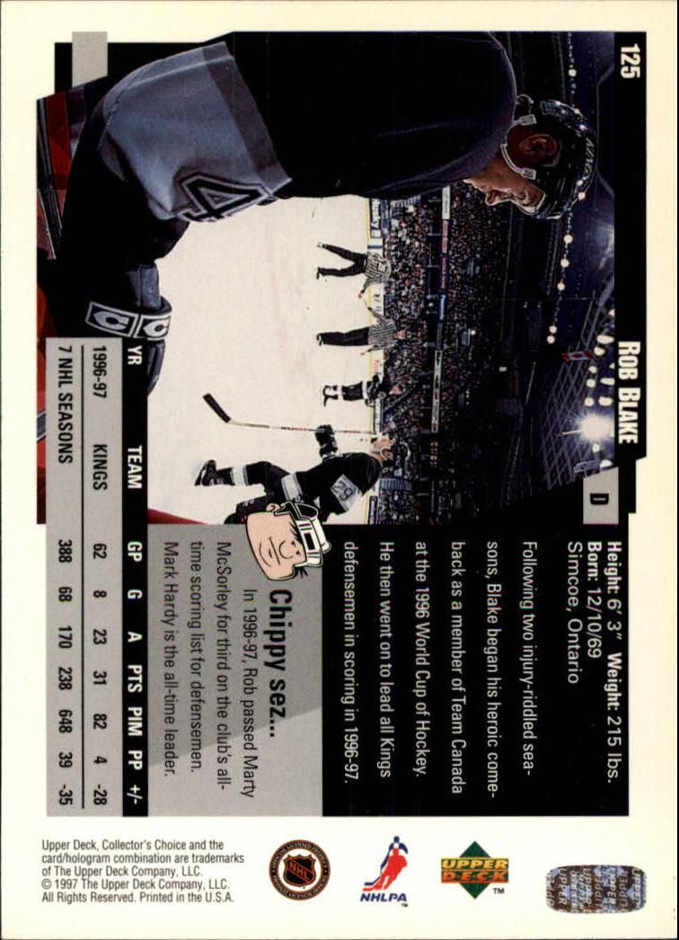 1997-98-Collector-039-s-Choice-Hockey-1-250-Your-Choice-GOTBASEBALLCARDS thumbnail 229